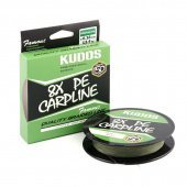 Шнур плетеный Kudos 8X Carpline PE 0,18mm 150m